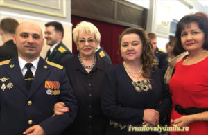 В Сызрани чествуют защитников Отечества