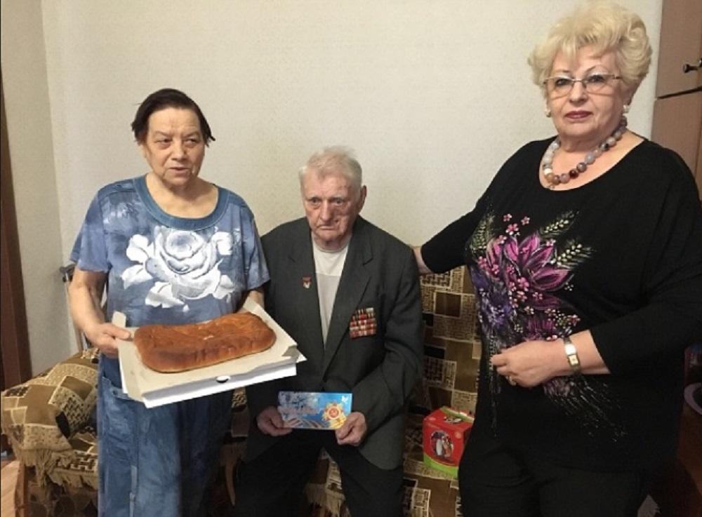 Акция «Пирог для ветерана»