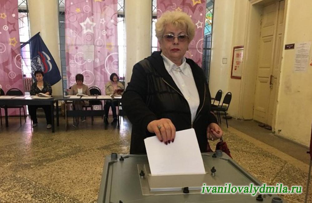 Предварительное голосование