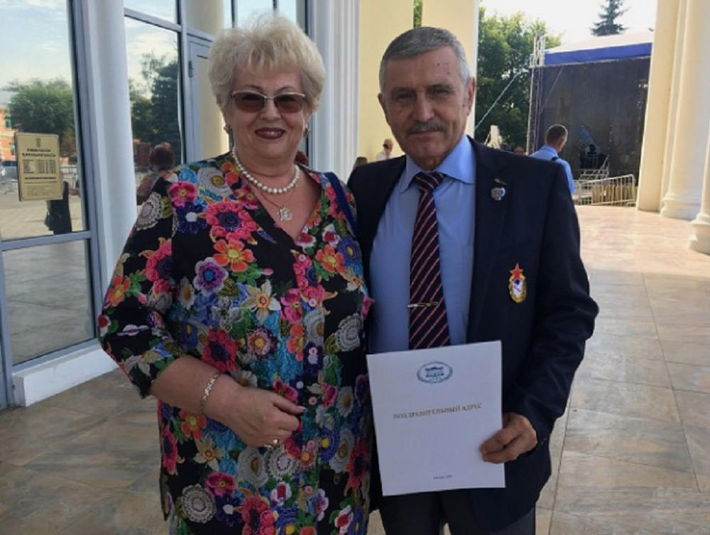 Поздравления в связи с 335-летием Сызрани