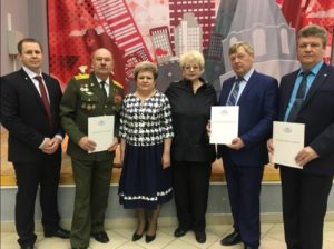 Юбилей военных комиссариатов