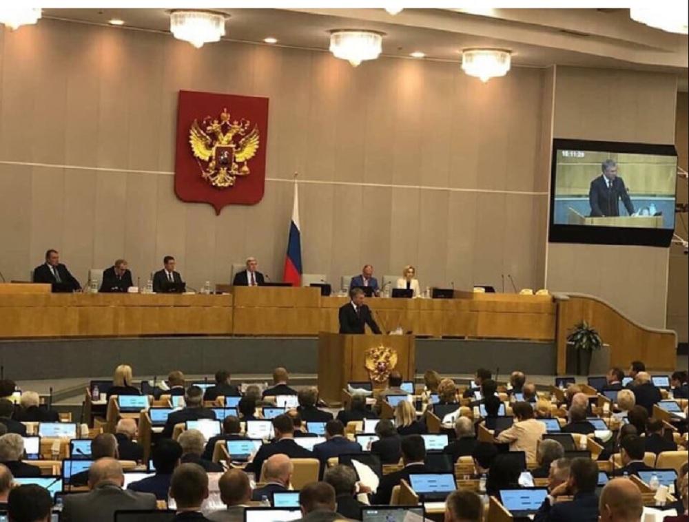 Евгений Серпер: осенняя парламентская сессия началась.