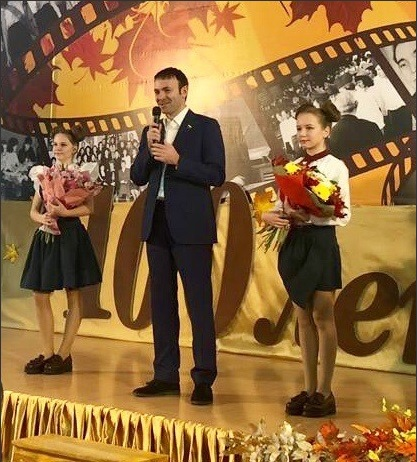 Евгений Серпер - региональная неделя