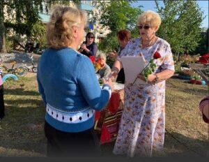 Праздник двора на улице Карбышева