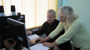 Компьютерное обучение для пенсионеров бесплатно