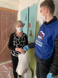 Помощь жителям Сызрани