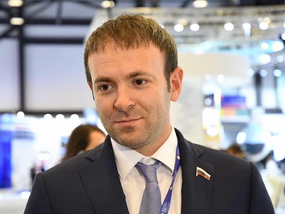 Депутат Государственной Думы РФ Евгений Серпер