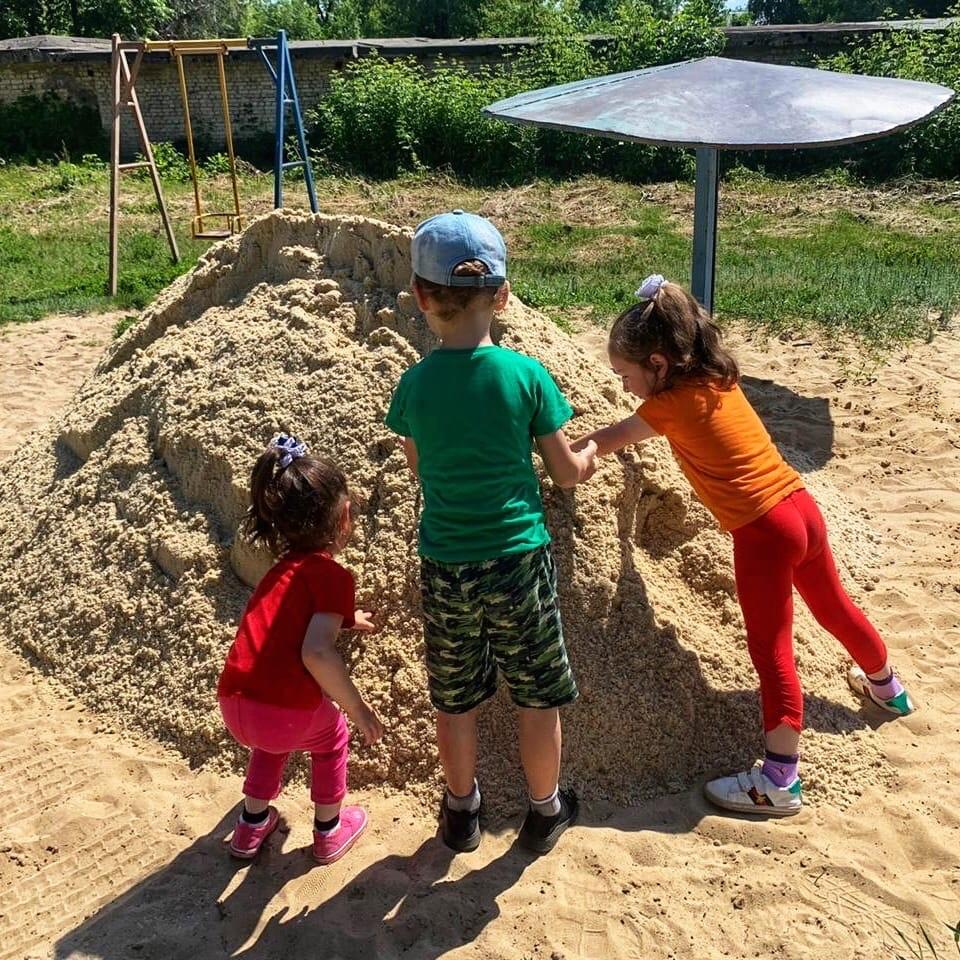Уютная песочница