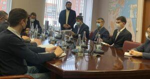 Встреча жителей-активистов города