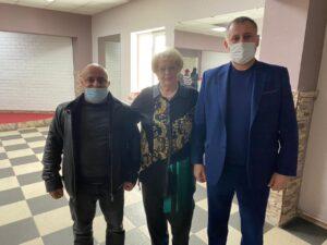 встреча председателей ТОСов и активистов с представителями Комитета ЖКХ