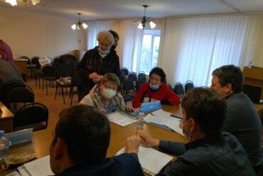 Глава городского округа Сызрань провёл встречу с председателями МКД
